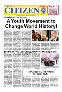 Join the LaRouche Youth Movement: A Youth Movement to Change World History!